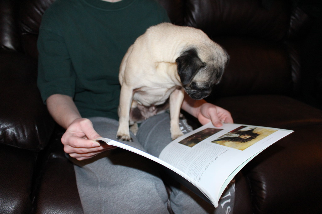 Reading Pug 5