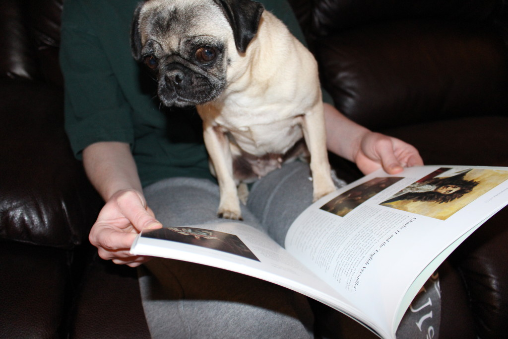 Reading Pug 6